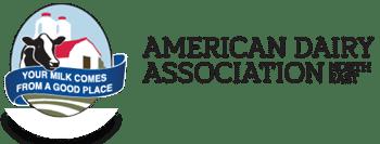 American Dairy Association North East Logo